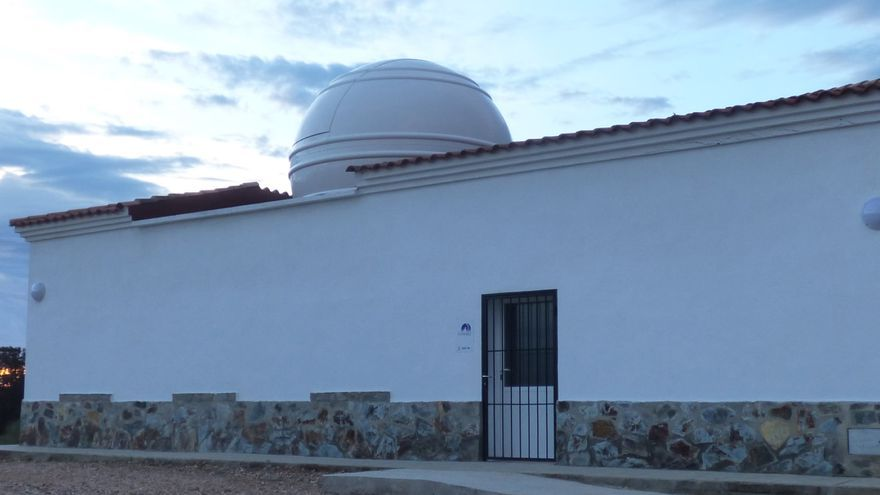 Observatorio de Monfrague