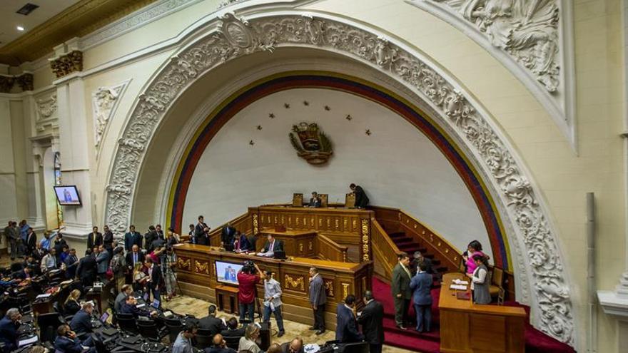 El Tribunal Supremo de Venezuela renuncia a asumir las funciones del Parlamento