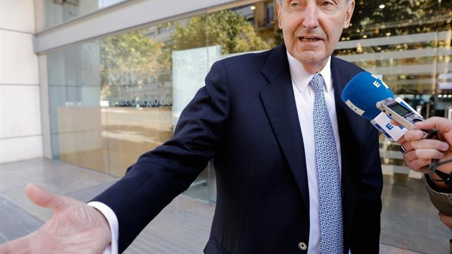 Miquel Roca sobre Puigdemont: Creo que lo mejor es acercarse a la justicia