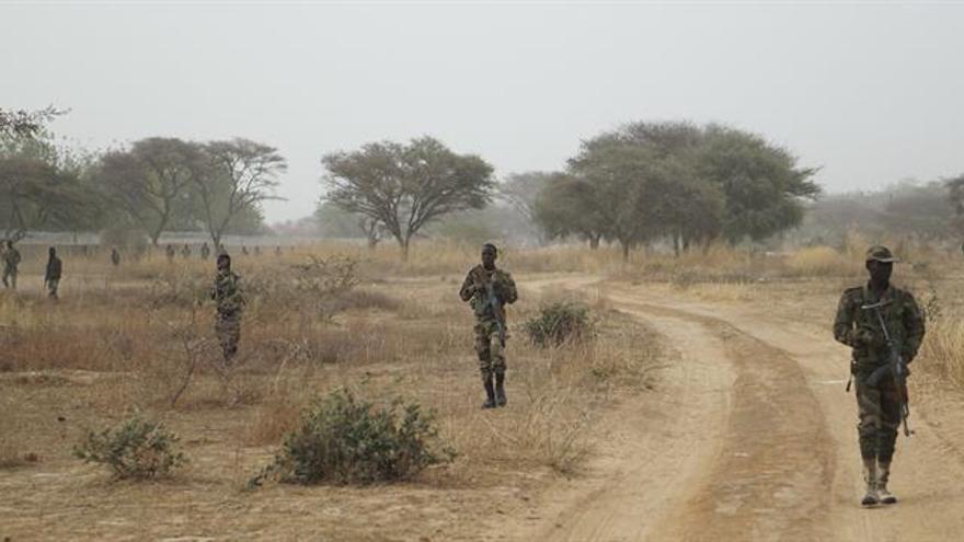 Aumenta a cuatro la cifra de soldados estadounidenses muertos en Níger