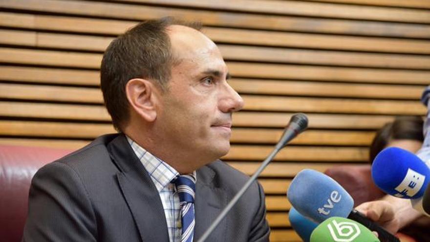 Felipe del Baño, nuevo diputado del PP