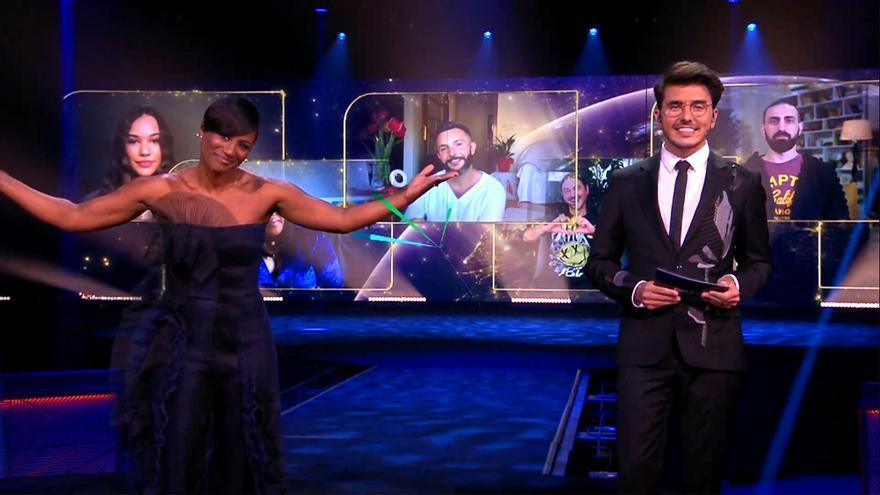 'Eurovision: Europe shine a light'