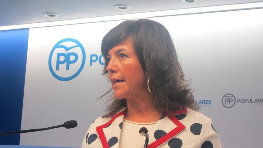 """PP asegura que la """"inacción"""" del Gobierno vasco favorece a los partidos """"populistas"""" como Podemos en Euskadi"""