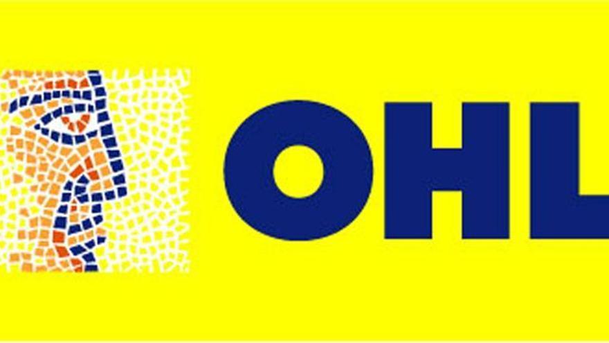 La constructora OHL se desploma el 13,32 % en la bolsa