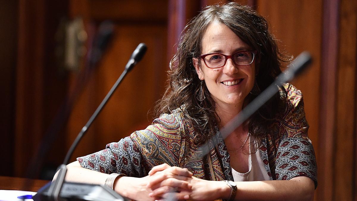 Tània Verge, consellera de Igualdad y Feminismos