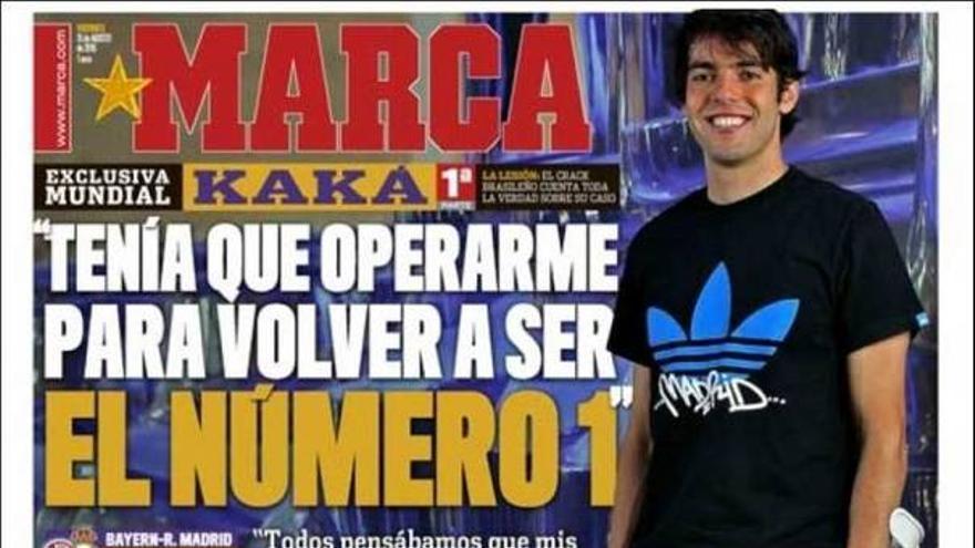 De las portadas del día (13/08/2010) #9
