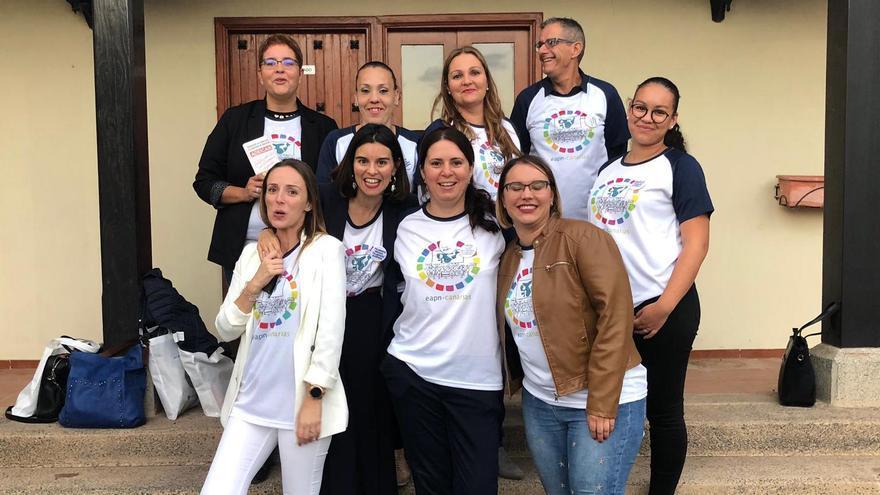 Participantes en el proyecto.