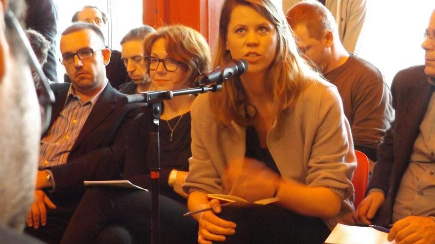 Presentación del Movimiento @DieM25 en Berlín