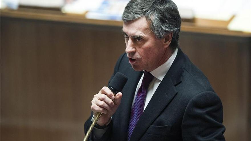 El exministro francés relevado por defraudador ha repatriado su dinero