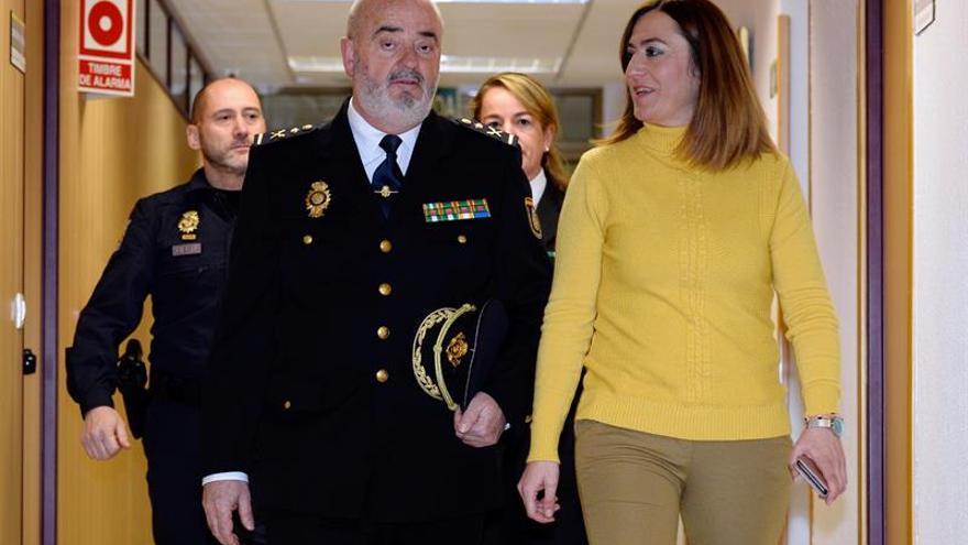 Libertad para dos detenidos por disparar al aire en Nochevieja en Valladolid