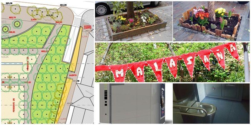 Nuevos jardines, WC públicos, carriles bici, el APR… lo que 2017 traerá a Malasaña