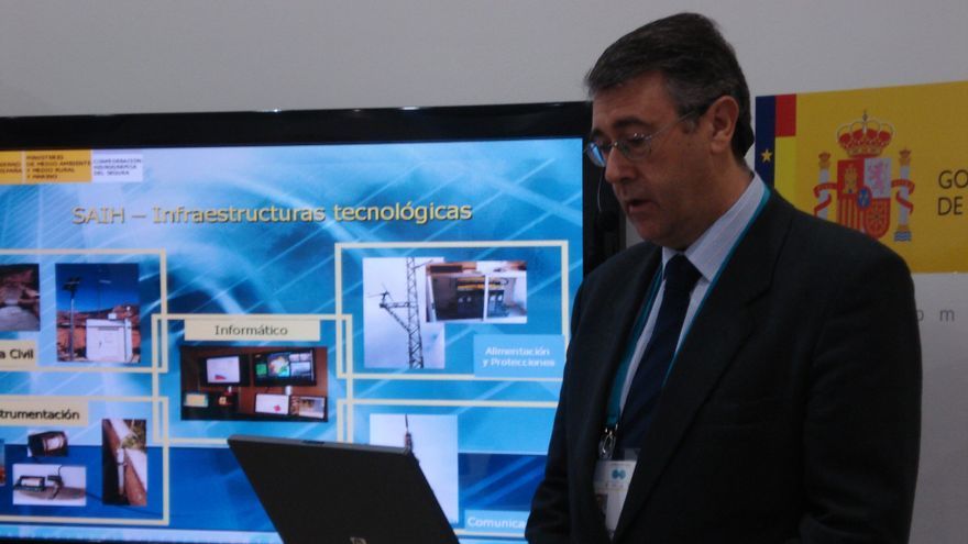Mario Urrea sustituye a Miguel Ángel Ródenas en la presidencia de la CHS