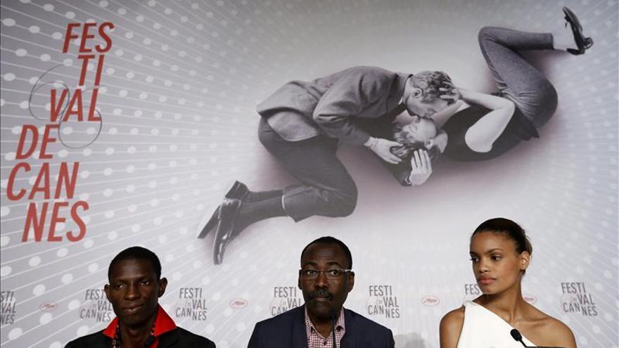 """""""Grigris"""", los problemas de un joven de Chad en un pequeño filme en Cannes"""