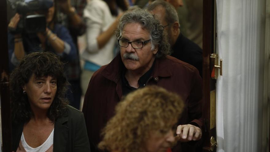 """Tardà dice que los republicanos catalanes """"nunca"""" ha hablado en contra de los pueblos de España"""