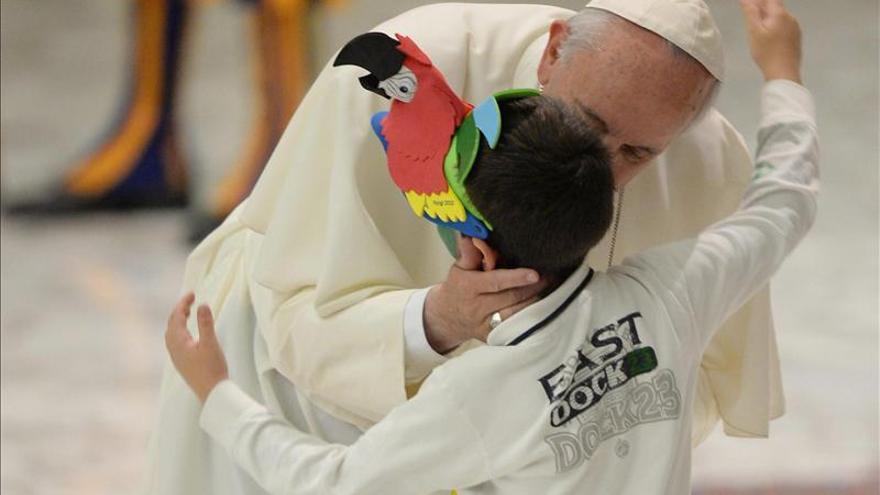 """El Papa dice que la Iglesia debe ser reformada """"porque sus miembros son pecadores"""""""