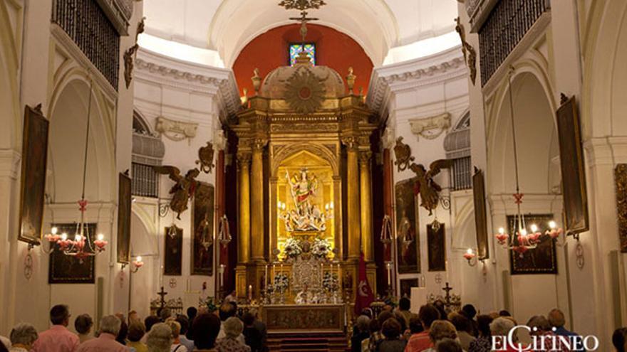 Iglesia del Juramento | MADERO CUBERO