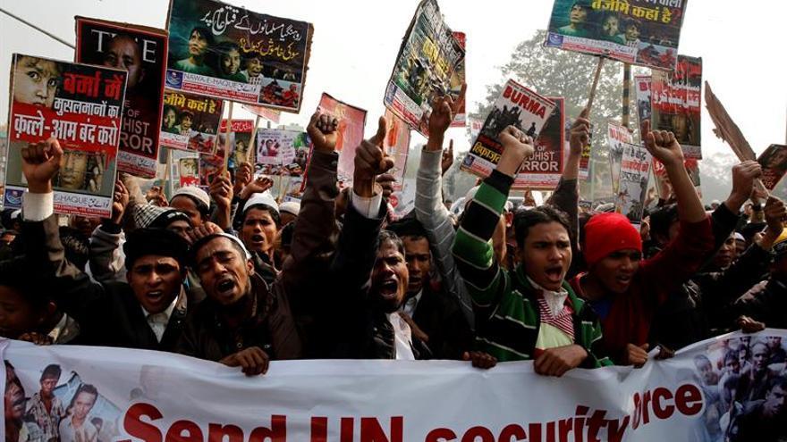 La ONU completa el equipo que investigará los crímenes contra rohinyás en Birmania
