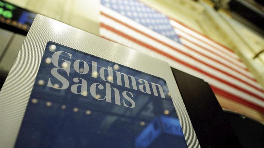 Los beneficios semestrales de Goldman Sachs crecen un 38 por ciento