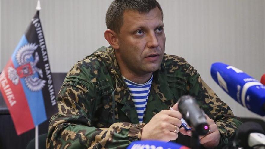 Los separatistas prorrusos dicen haber liberado a dos estadounidenses prisioneros