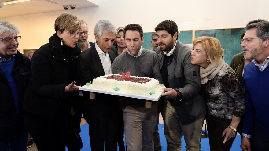 Celebración del 40 aniversario del trasvase Tajo-Segura