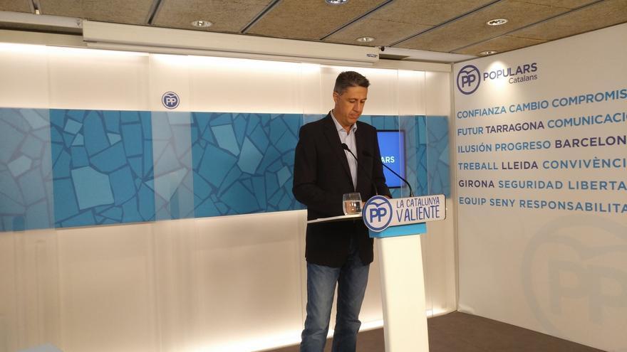 Albiol reunirá de urgencia a la Ejecutiva del PP catalán tras el pleno de este miércoles