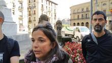 LAB denuncia que más de un centenar de 'riders' en Navarra trabajan para Glovo bajo la figura de 'falsos autónomos'
