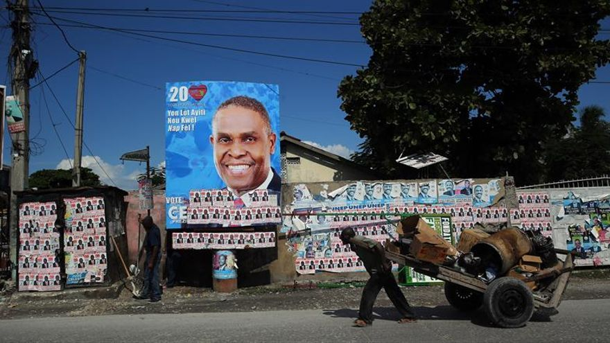 Haití anuncia el cierre de su frontera por las elecciones del domingo