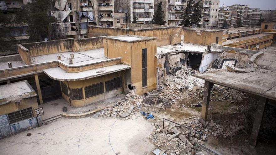 Un dirigente opositor rechaza una retirada de los rebeldes de Alepo