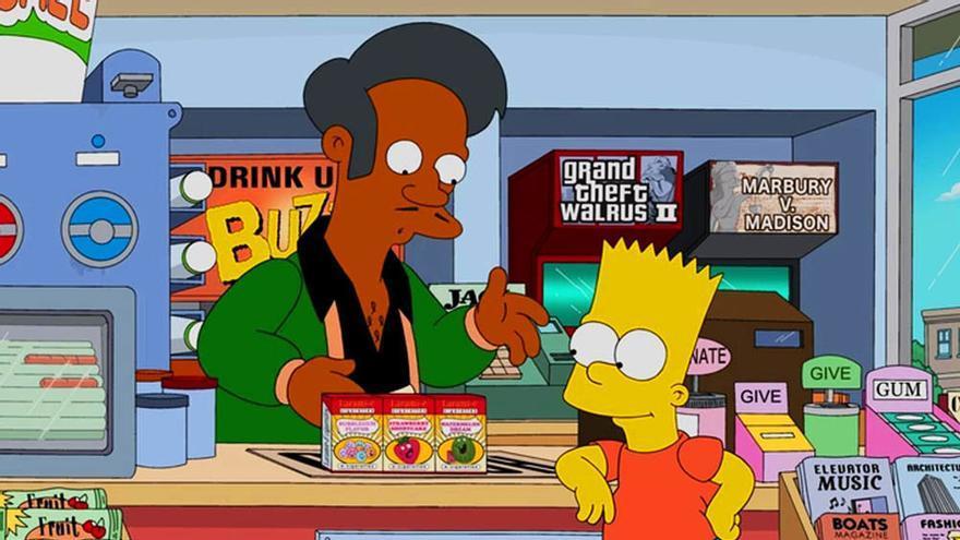El problema de Apu, el documental que critica el racismo en Los Simpson