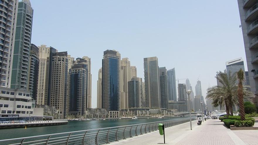 Dubai construirá la primera ciudad con temperatura regulada