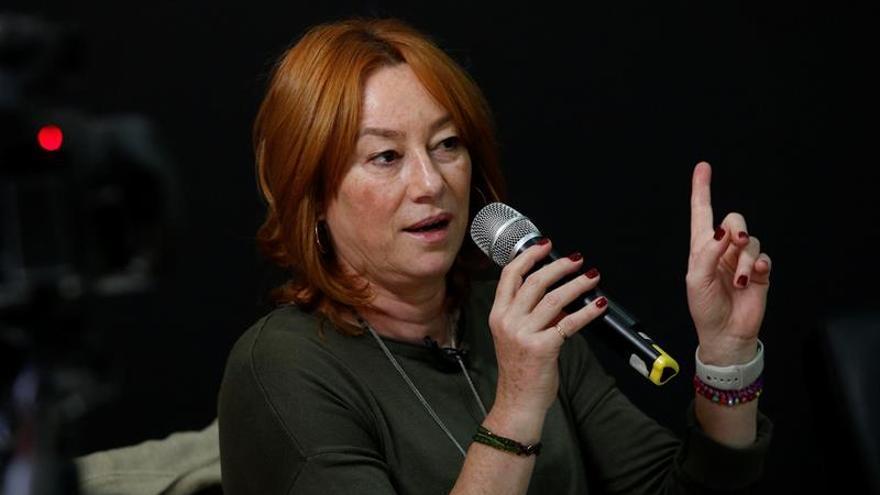 """Gracia Querejeta cree que las tecnologías han cambiado el cine """"para mejor"""""""