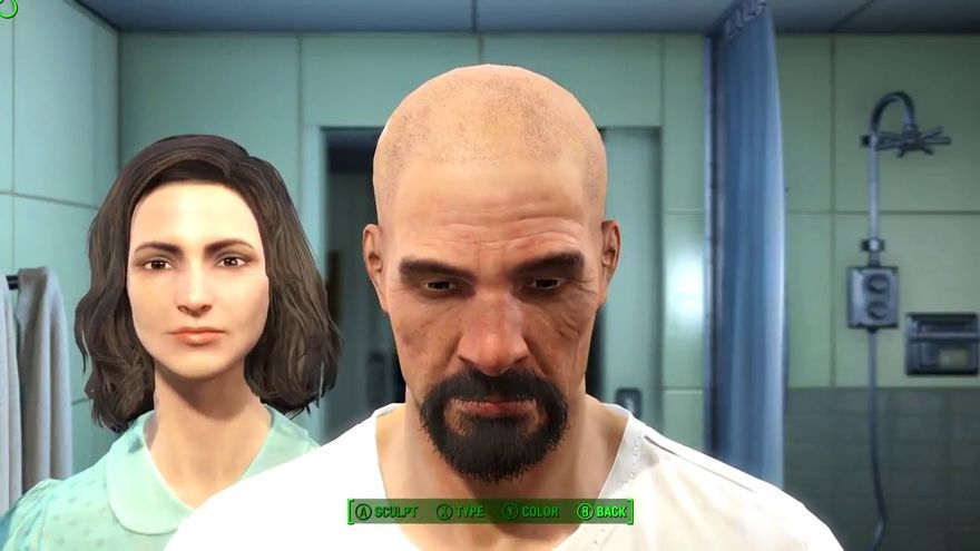 Fallout 4 editor imágenes