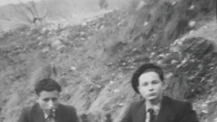 Cisquet y su amigo Jean Abonnenc fueron dirigentes y combatientes de la Resistencia.