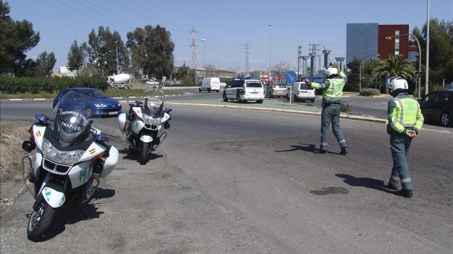 La Guardia Civil realizará 759 controles en Castilla y León durante el puente