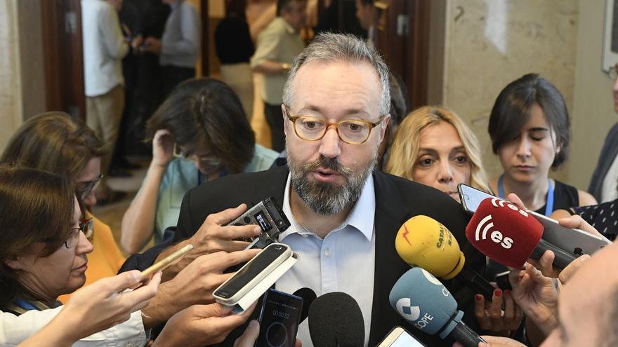 Girauta defiende su derecho a ser candidato por Toledo ante las críticas de dirigentes de Ciudadanos en Talavera