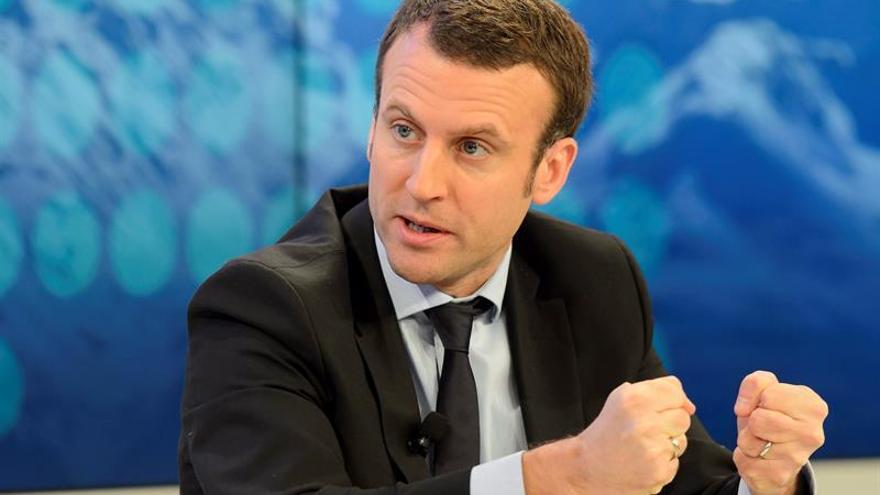 La creación del nuevo movimiento político de Macron genera recelo en Francia