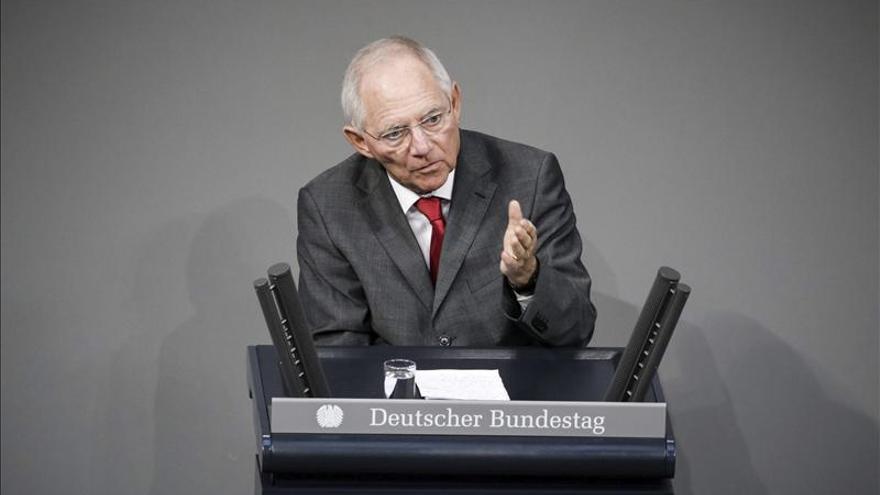 Alemania sólo aumentará las inversiones dentro de la solidez presupuestaria