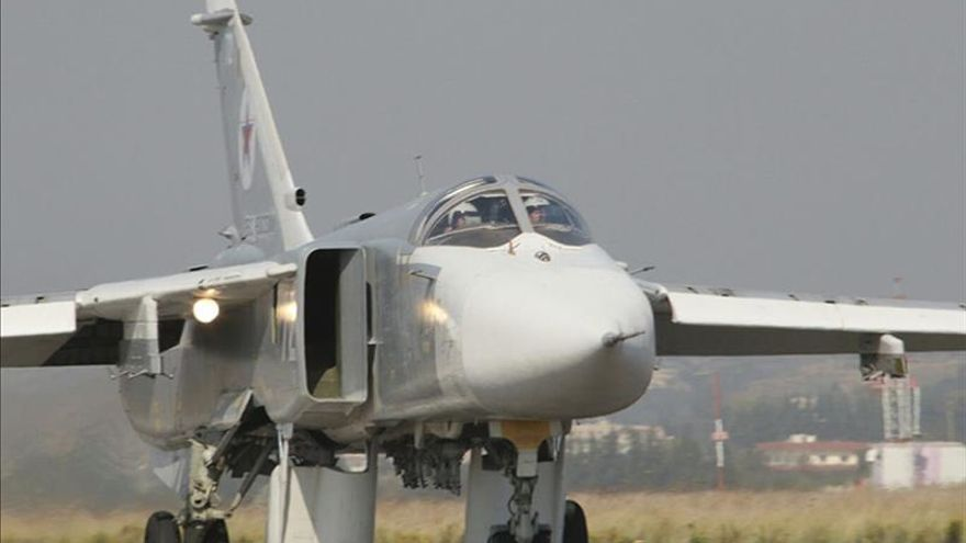 Moscú niega un acuerdo con Ankara para suspender vuelos en la frontera turco-siria