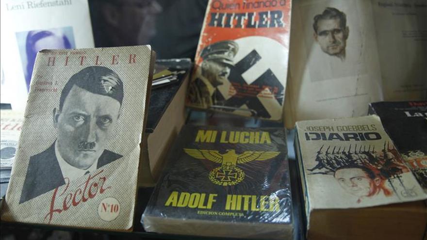 """Un fiscal trata de impedir la publicación de """"Mi lucha"""" de Hitler en Brasil"""