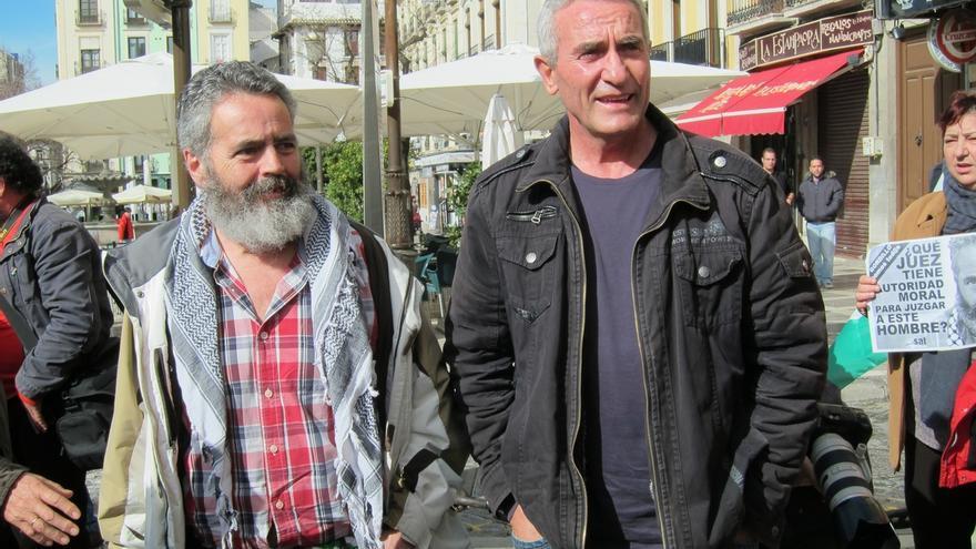 Cañamero y Sánchez Gordillo deciden no concurrir en las listas de Podemos
