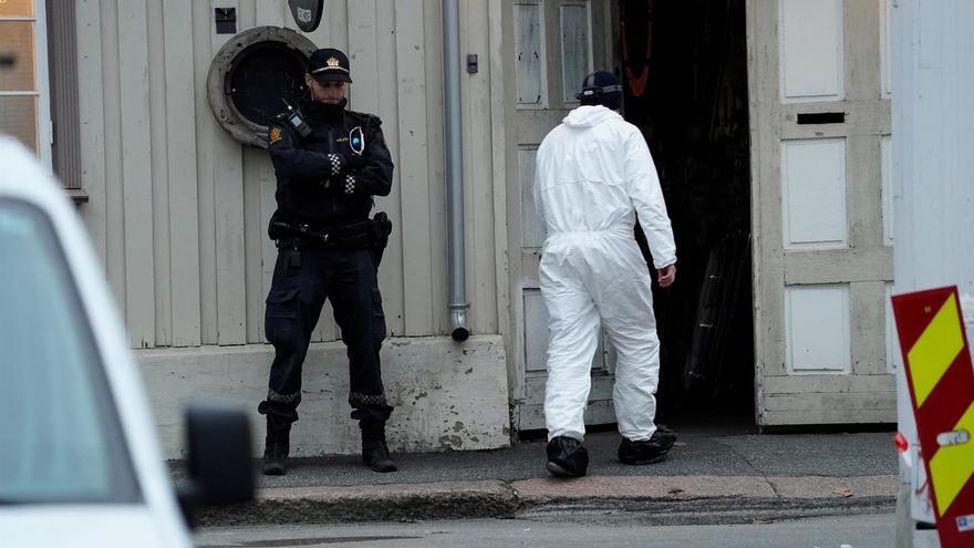 La Policía investigaba al autor de los asesinatos con flechas en Noruega por radicalización islamista
