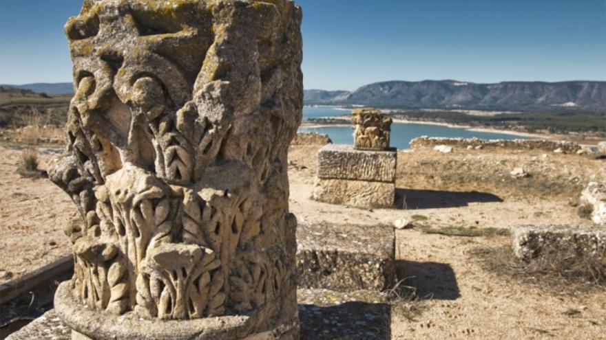 El yacimiento de Ercávica en Cuenca
