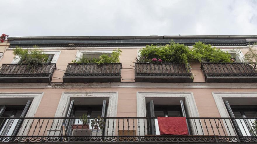 Los balcones de Nick | http://rebrotamalasana.com