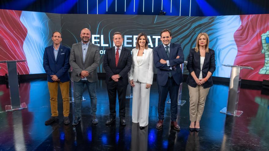 Foto Familia Debate Castilla-La Mancha Media