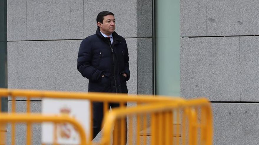 El juez interroga el jueves al expresidente de la Cámara de Cuentas por el caso Lezo