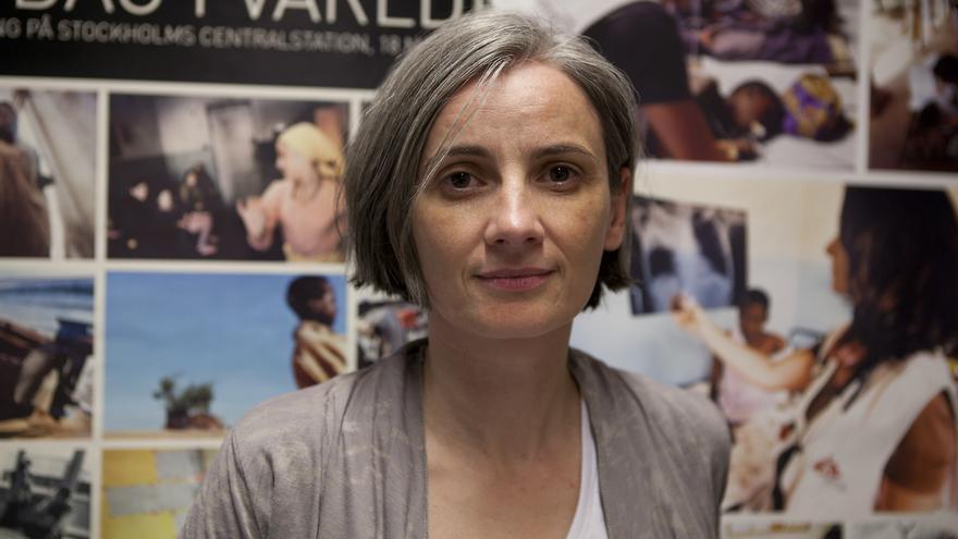 Raquel Ayora, directora de Operaciones de Médicos Sin Fronteras/ Juan Carlos Tomasi