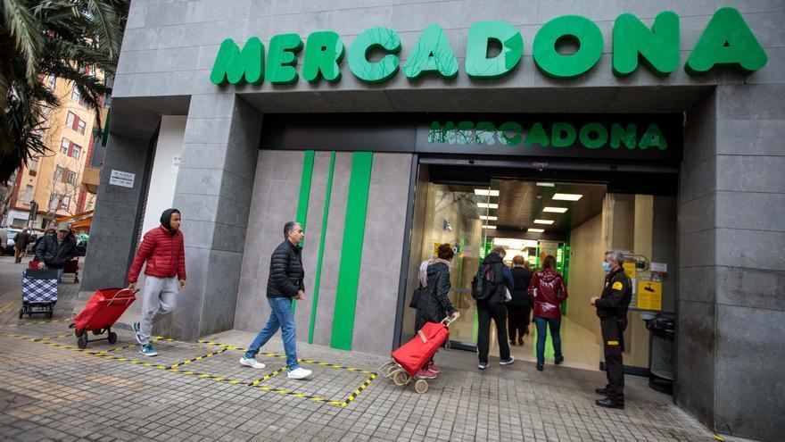 Mercadona paga una multa millonaria por detectar personas con orden alejamiento