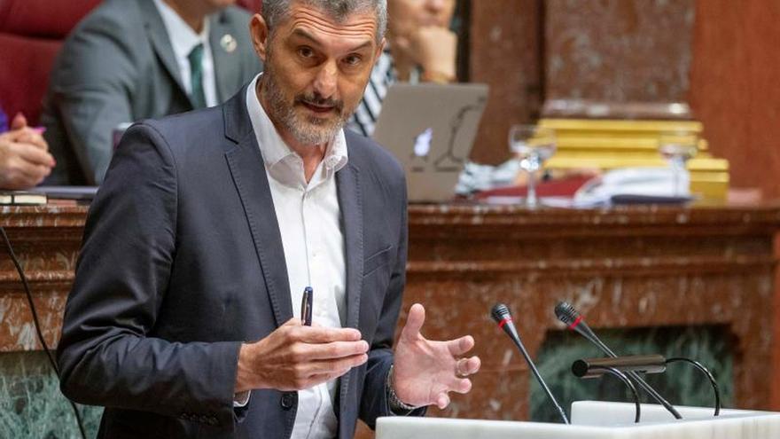 Los líderes de Podemos Murcia dimiten para marcharse a Más País con Errejón