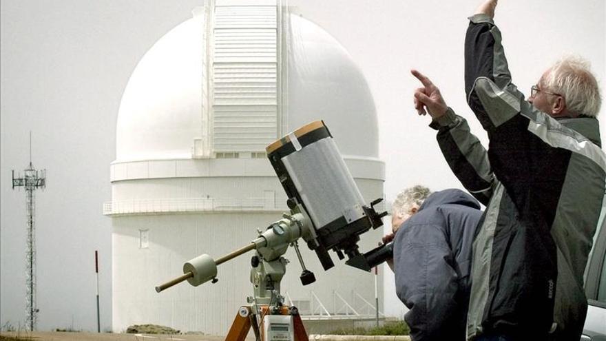 El observatorio de Calar Alto deja de aluminizar espejos por la crisis