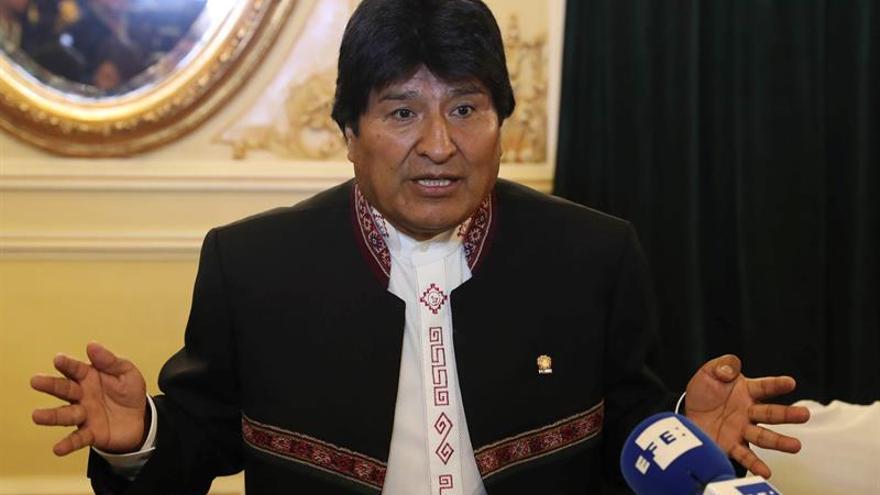 Bolivia quiere que la ONU o el papa supervisen el fallo de su demanda marítima